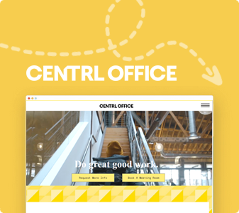 CENTRL Office Recent Web Launches