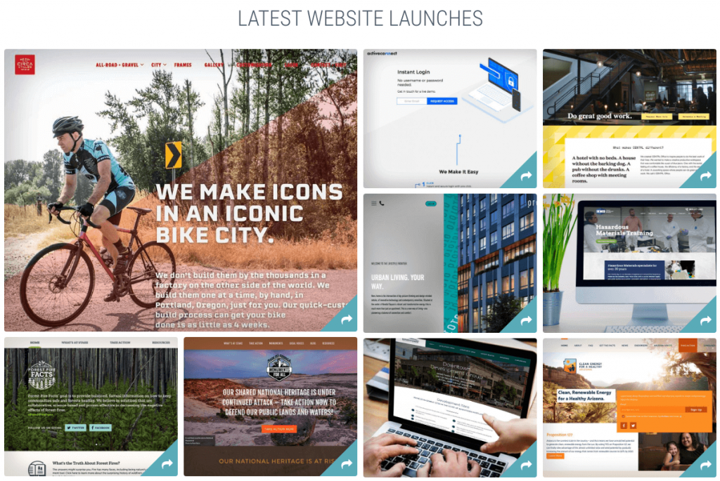 Cyphon Design Latest Website Launches